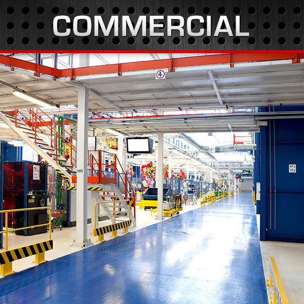 Polyurea For Commercial Applications | Maryland's #1